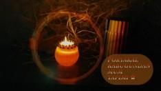 Portakal Kabuğundan Mumluk Yapımı | Sonbahar Dekorasyonu